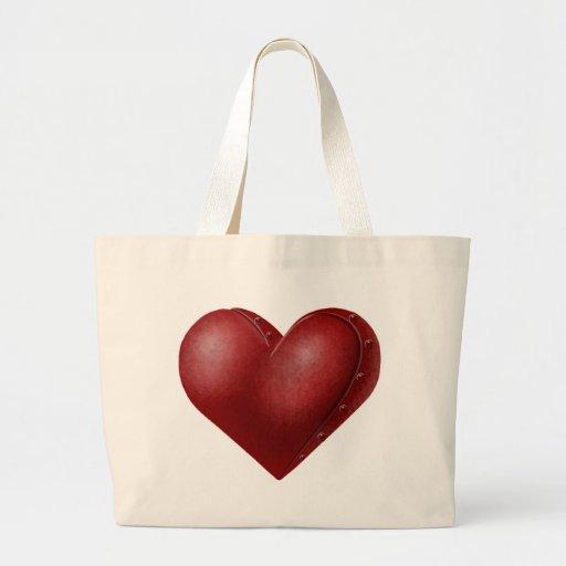 Robo Heart Bag