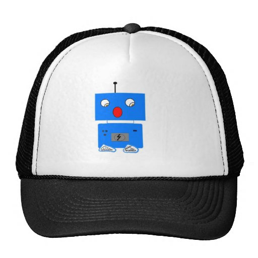 ROBO IN SHOCK HATS