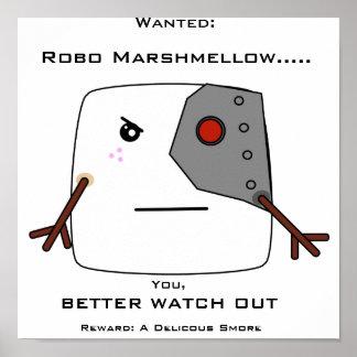 Robo Mellow Poster