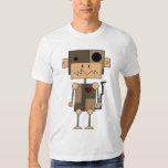 Robo monkey shirts