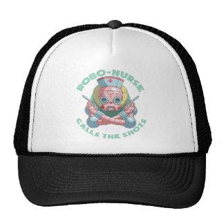Robo-Nurse Mesh Hat