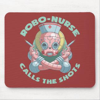 Robo-Nurse Mouse Pad