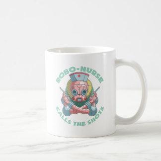 Robo-Nurse Mug