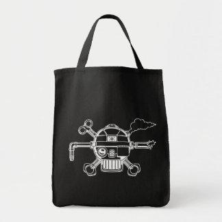 Robo Pirate II Bags
