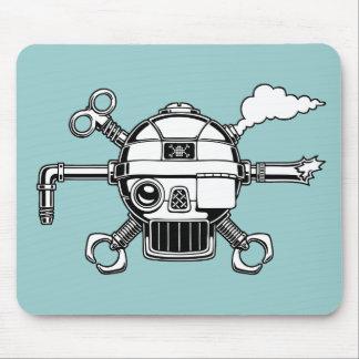 Robo Pirate II Mouse Pad