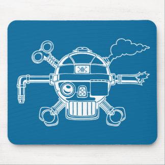 Robo Pirate II Mousepads