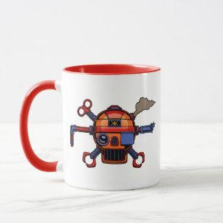 Robo Pirate II Mug