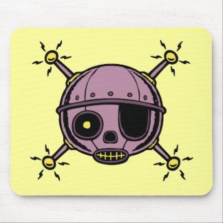 Robo Pirate Mouse Pad
