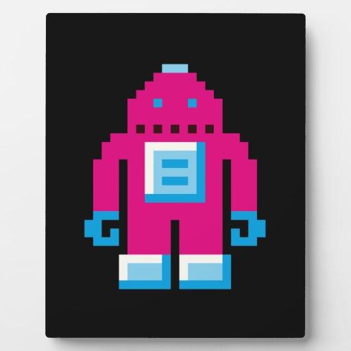 Robo Placas Con Fotos