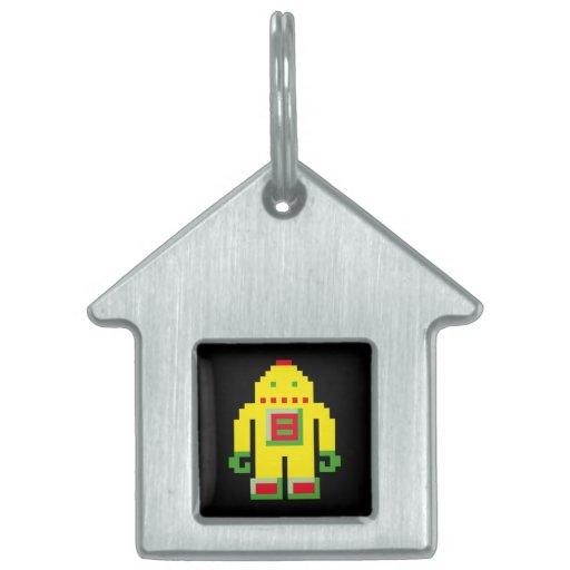 Robo Placas Mascota