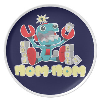 Robo Plate_RED Plate