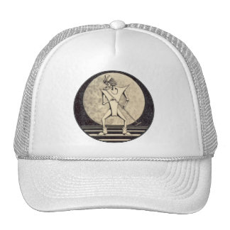 """Robo Rock"" Trucker Hat"