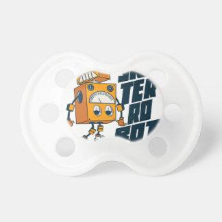 Robo Skate Pacifier