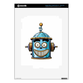 Robo Skin For iPad 3