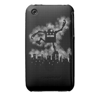 Robo Smash iPhone 3 Cover