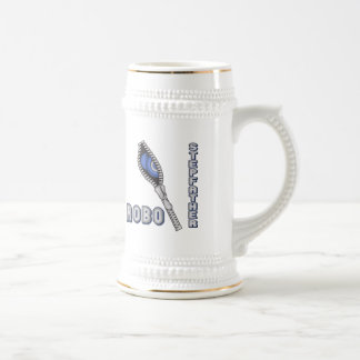 Robo Stepfather Father's Day Gifts Beer Stein