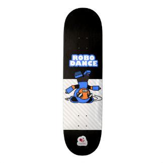 Robo Teddy Dancing - Skateboard