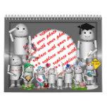Robo-x9 Calendar Photo Frame Calendars