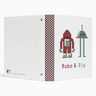 "Robo y Bip Carpeta 1"""