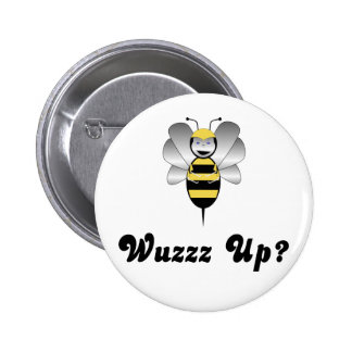 Robobee Bumble Bee Wuzz Up Button