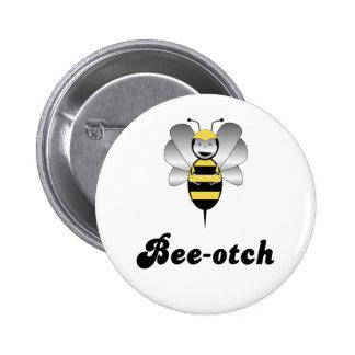 Robobee manosea el botón de la Abeja-otch de la ab