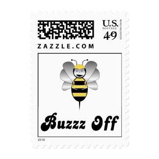 Robobee manosea zumbido de la abeja de sello