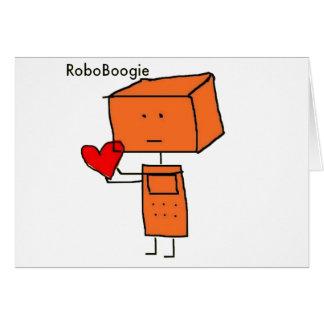 RoboBoogie Card