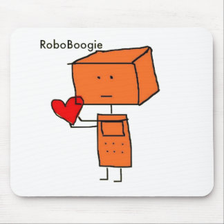 RoboBoogie Mouse Pad