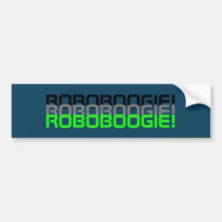 ROBOBOOGIE STICKER