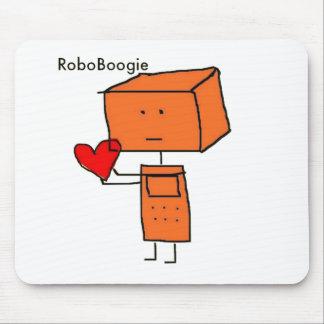 RoboBoogie Alfombrillas De Ratones
