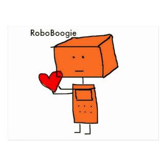 RoboBoogie Postal