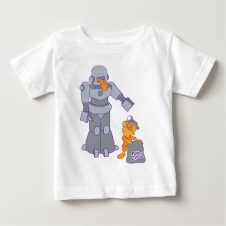 robochow baby T-Shirt