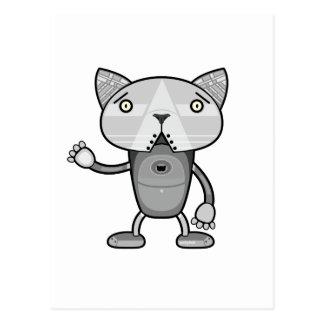 Robokats - Vol 1: Cyberkat Postcards
