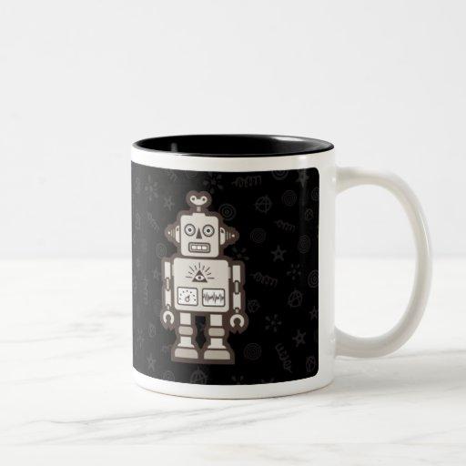 RoboMug Taza De Café
