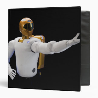 Robonaut 2, a dexterous, humanoid astronaut hel 2 binder