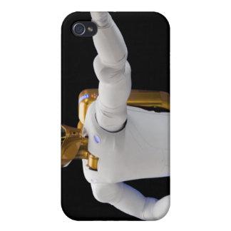 Robonaut 2, a dexterous, humanoid astronaut hel 2 cases for iPhone 4