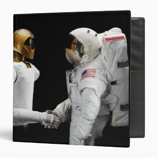 Robonaut 2, a dexterous, humanoid astronaut hel 4 binder