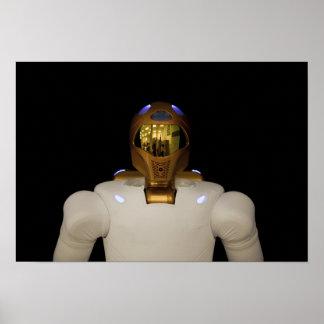 Robonaut 2, a dexterous, humanoid astronaut hel 4 poster