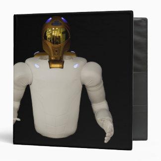 Robonaut 2, a dexterous, humanoid astronaut hel 5 binder
