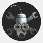 RoboPirates Pegatinas