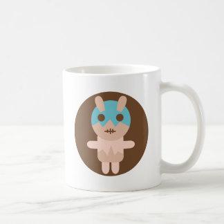 robot2 classic white coffee mug