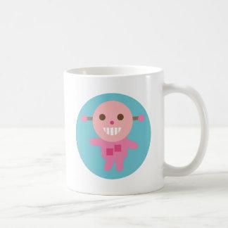 robot4 coffee mug