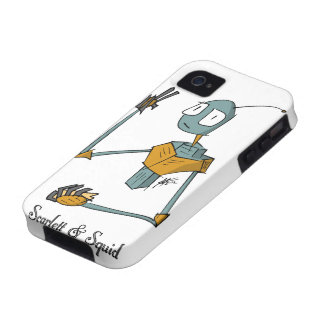 Robot 13 Case-Mate Case for iPhone 4/4S iPhone 4 Case