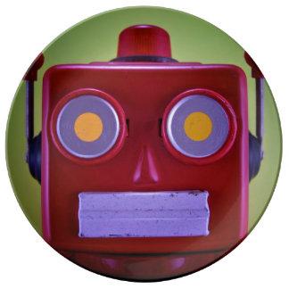Robot 2000 Plate