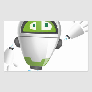 """Robot 2"" Stickers"