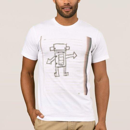 robot 2 T-Shirt