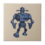 Robot 313 - azul azulejos ceramicos