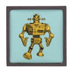 Robot 313 -gold premium jewelry boxes