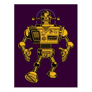 Robot 313 - oro postal