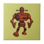 Robot 313 - rojo azulejos cerámicos